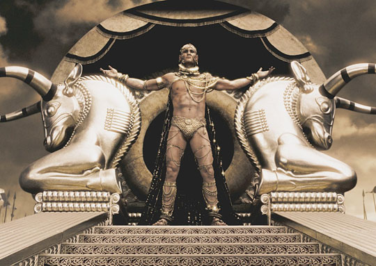 X is for Xerxes!