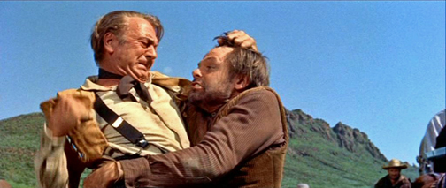 This fight scene is without a doubt the highlight of Man of the West