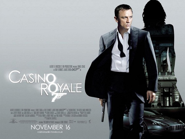 Casino Royale Guest Post