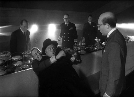 Dr. Strangelove—fight in the War Room