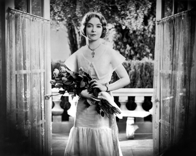 Lillian Gish. A good actress with a terrible director. D.W.! Shame on you!