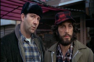 Serpico spent most of his career undercover, in hopes that one day he'd become detective.