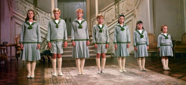 The Sound of Music is not so bad. At least it's in line with the Geneva convention rules of torture.