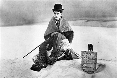 The Gold Rush, Chaplin said, is the movie he wanted to be remembered for.