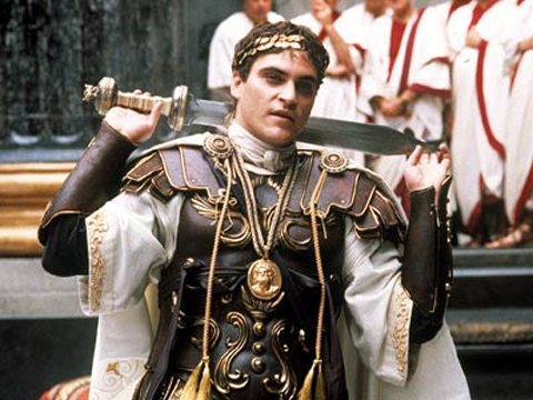 The name Commodore 64 comes from Emperor Commodus... Yes it does... shut up!