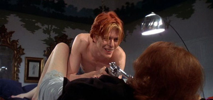 Man who fell to earth sex