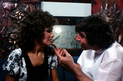 Classic... Linda Lovelace discovers her clitoris is in the back of her throat...