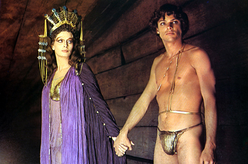 Fellini Satyricon (1969) Drinking Game and Podcast | Alcohollywood