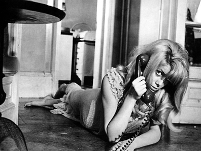 Did I mention the ironically seductive Deneuve?