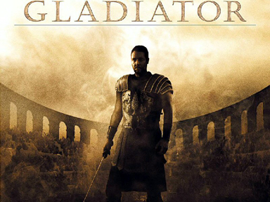 The name Gladiator comes from the short sword Gladius