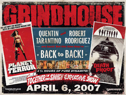 Grindhouse Double Feature - Now that's worth the dollar