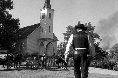Churches and Westerns - usually awesome