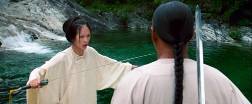 What?! ANOTHER Fight scene? Sheesh