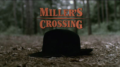 Not to disappoint you, but no one is actually seen crossing any Millers...