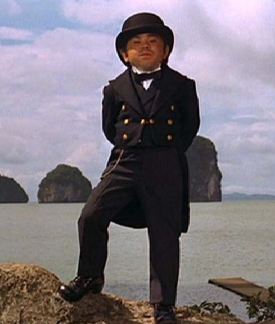 Herve Villechaize: Goon... distiguished Cordon Bleu Chef... short
