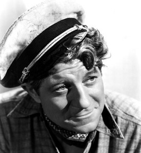 Jean Gabin, considered one of the better French actors... Ugh, he should have joined the Resistance instead