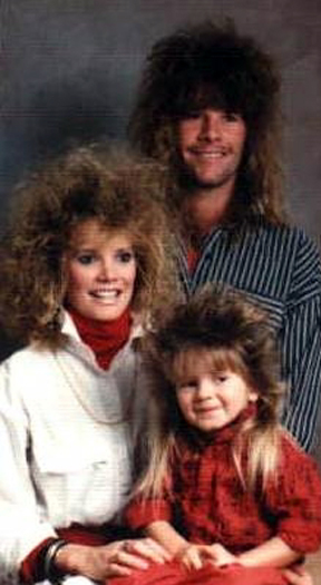 Magnificent Hairsytle Eighties Hairstyles Hairstyle Inspiration Daily Dogsangcom